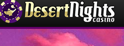 Desert Nights Casino VIP Bronze